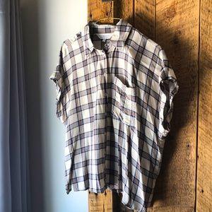 Contemporaine (Simons) short blouse